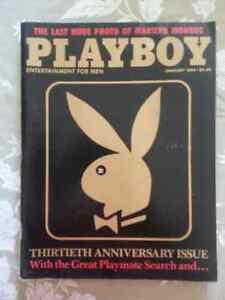 Playboy_1984_30th Anniversary Issue