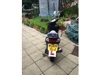 Lexmoto Gladiator 125cc Scooter