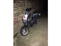 50cc moped Peugeot Ludix £100