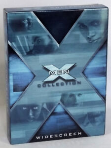 X-Men Collection The X-Men 1.5 X2, X-Men United 4 Discs Box Set
