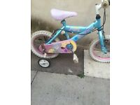 Girls sweetie bike