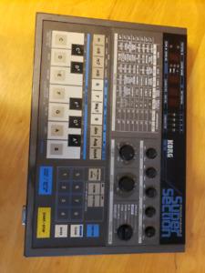 Korg PSS-50 Vintage Groove Box