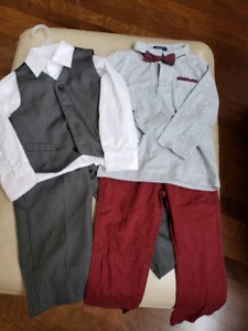 Boys 4T dress outfits