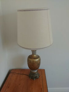 Lamp for sale $10.00