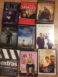 DVDs (Various Titles)