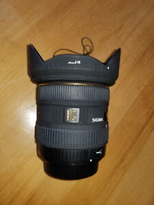 Sigma 10-20mm f4-5.6 EX DC HSM Lens for Canon