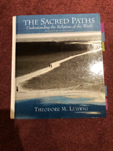 Selling Textbook -Sacred Path World Religions -4th Edition