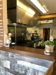 Commercial Kitchen for Rent (Kelowna)