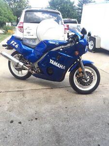 Yamaha fz6 1000$ obo take it away today