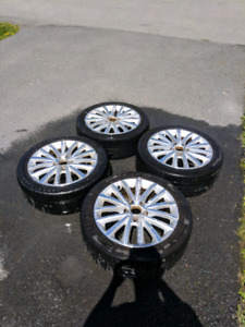 17' vw highline rims. ( 5x112 )