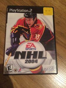 PlayStation2 NHL 2004