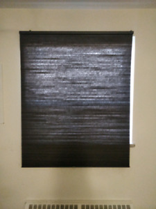 2 ikea black out blinds
