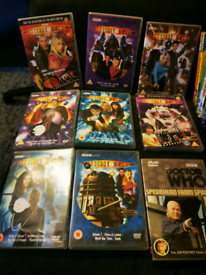 Doctor Who dvds £1 each please