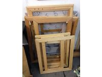 Stretcher bars (25 of them) for canvas various sizes