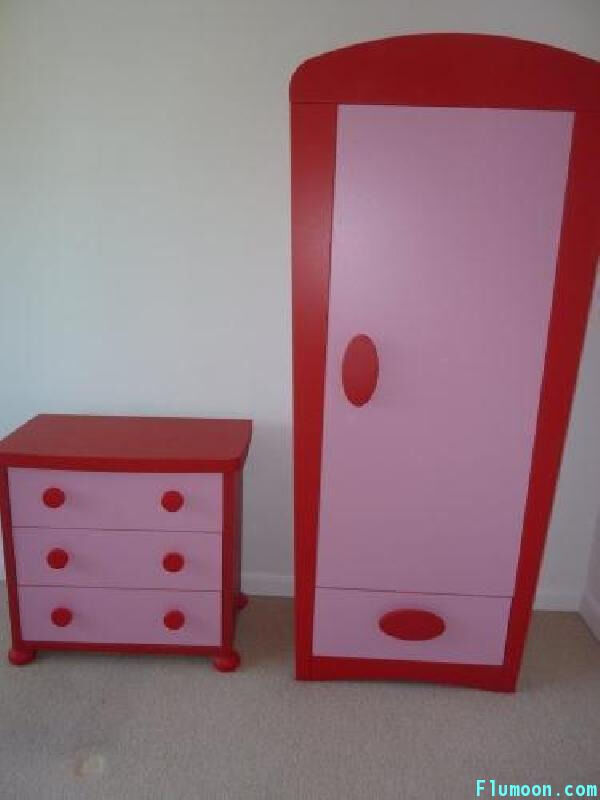 ikea mammut wardrobe and chest of drawers furniture set in gilmerton edinburgh gumtree. Black Bedroom Furniture Sets. Home Design Ideas