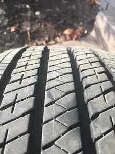 Mint 225-45-17 Bridgestone Ecopia EP422 + Tires - PRICE DROP Cambridge Kitchener Area image 6
