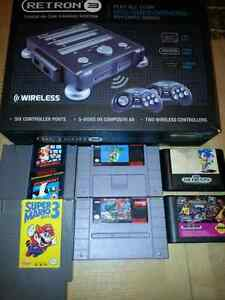 Retron 3 Bundle NES SNES GENESIS