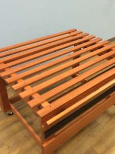 NEW MAPLE PRODUCE TABLES