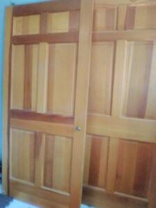 Sliding  Doors solid wood