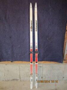 XC skiis