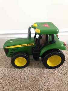John Deere Tractor Farm Lights and Sounds