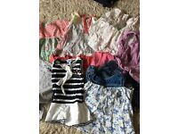 Girls clothes 1-2years some designer
