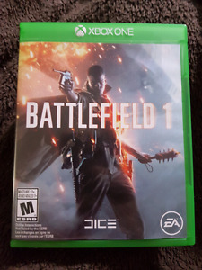LIKE NEW BATTLEFIELD 1 FOR XBOX ONE