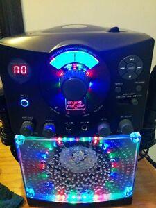 Singing Machine SML-385 CDG Karaoke Machine