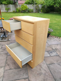 IKEA chest of drawers - £99 new