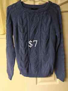 selling women winter coats and shirts from $7 to $40 Peterborough Peterborough Area image 9