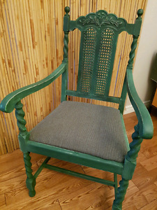 Cottage chaire