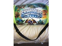 22 Skylanders! portal and Carry bag!