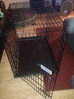 Petmate large kennel, excellent condition