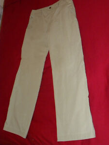 PANTALON LACOSTE BEIGE //  BEIGE LACOSTE PANTS - size 4