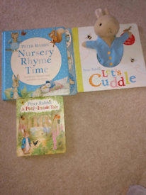 Peter rabbit book bundle