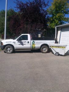 "Airdrie junk removal ""weepickups"""