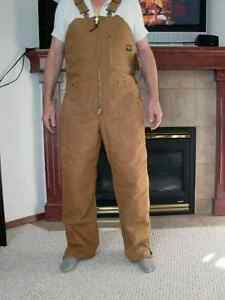 Pipeliner overalls - large