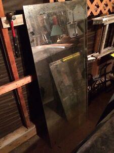 4 big mirrors 5 foot by 2 foot