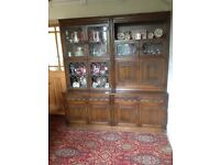 Old charm display units, sensible offers considered.