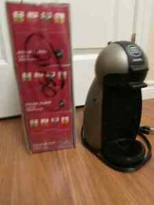 coffee/espresso machine PLUS 48 pods