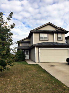 House for Rent in Legal, AB available neg. Sept 1 - Oct 15