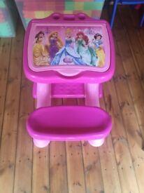 Girls Princess desk