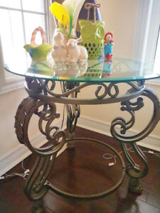 Side Table and Console Table set