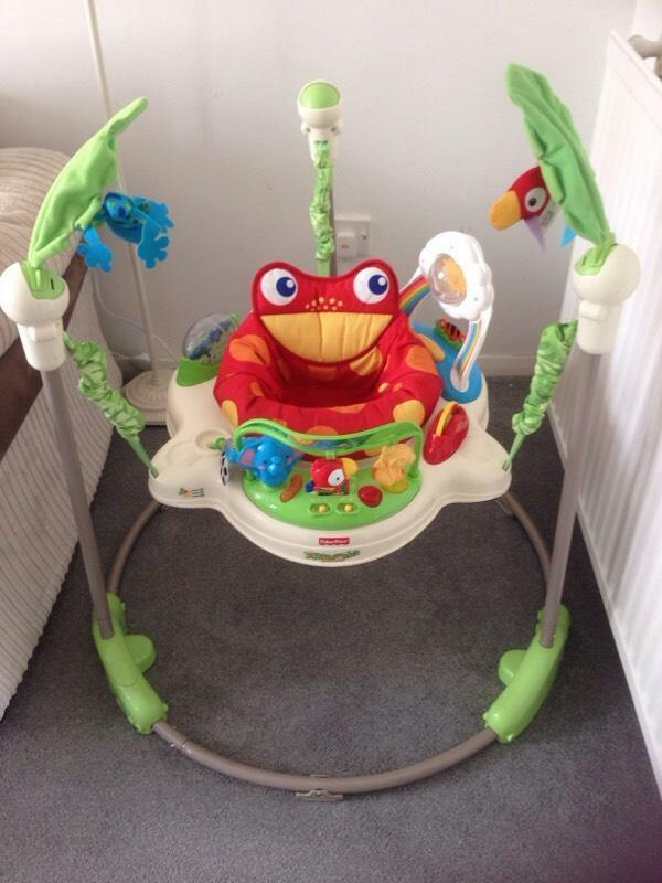 BABY RAINFOREST JUMPEROO   in Southend-on-Sea, Essex   Gumtree