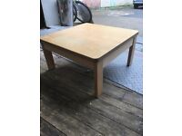 2x small coffee tables
