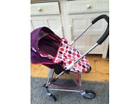 Mamas and papas urbo children's pushchair buggy