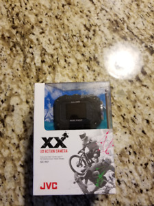 JVC XX HD Action Camera New in Box