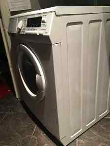 AEG front load washer wired 220  mint conditiion.