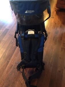 MEC Child Carrier Backpack with Rain/Sun Hood