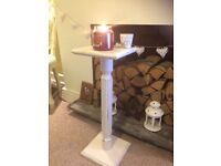 Small side table, plant stand